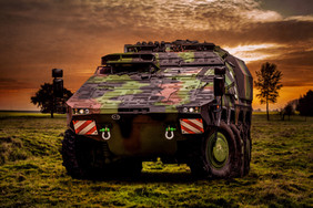 ARMOURED SYSTEM
