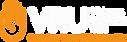 VRU Logo Lockup Orange White.webp