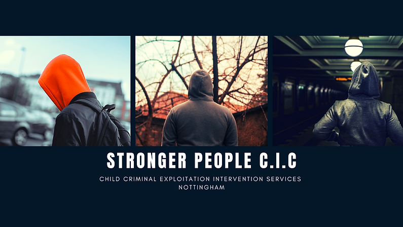 Stronger People cic