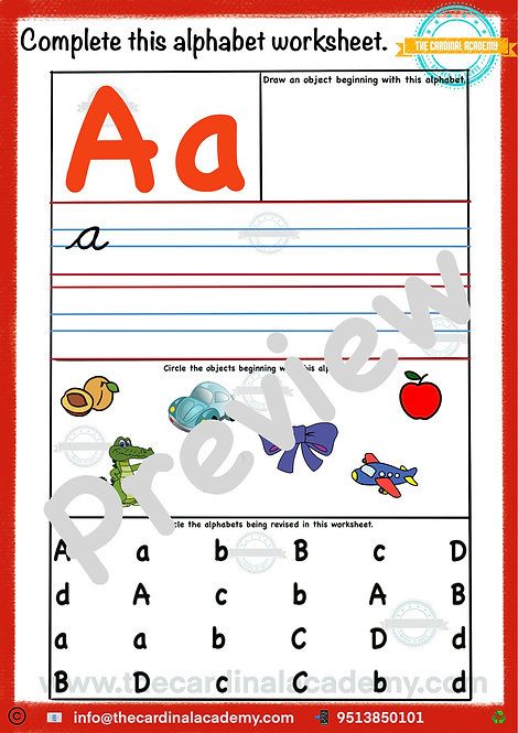 PS3 Worksheet for preschoolers aged 4-5(PS3)