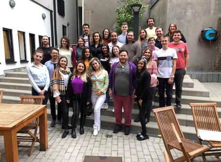 Եվրոպայի Խորհրդի CM/Rec(2017)/4 երիտասարդական աշխատանքի Հանձնարարականը դարձյալ օրակարգում էր