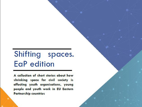 """Shifting spaces. EaP edition"": A new platform and publication are launched"