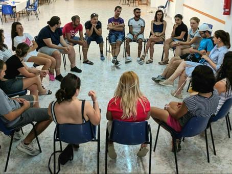 Local campaigns were developed in Palma de Mallorca