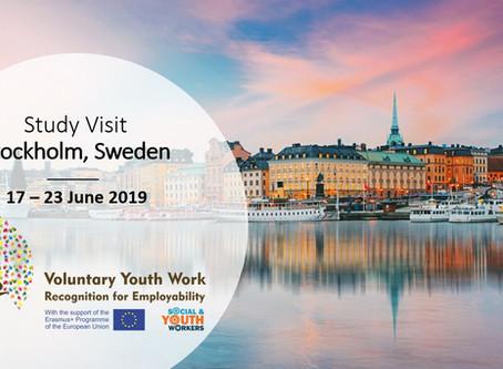 Call for Erasmus+ Study Visit in Sweden