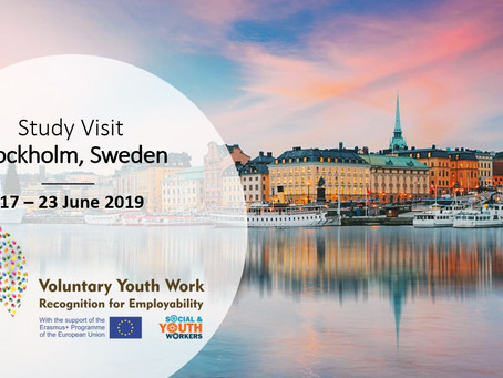 Call for Erasmus+ Study Visit in Sweden