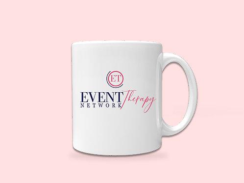 ET Signature Coffee Mug & Coasters