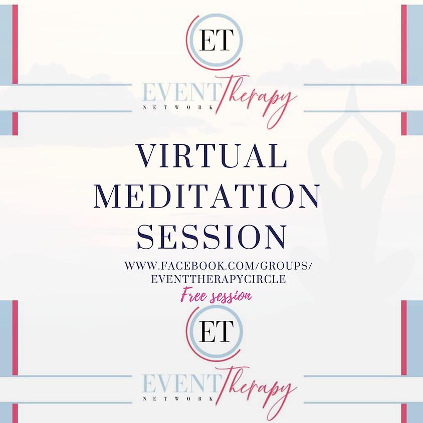 Virtual Meditation Session