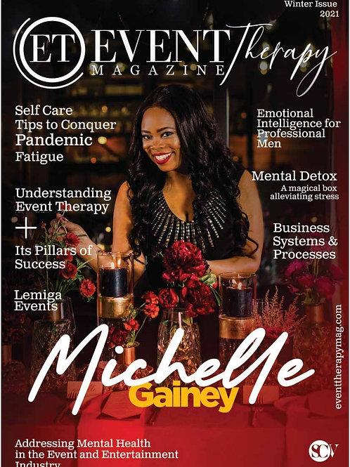 Event Therapy Magazine