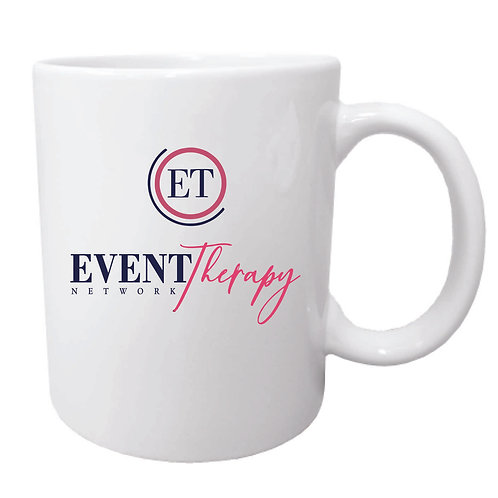 ET Signature Coffee Mug & Coasters
