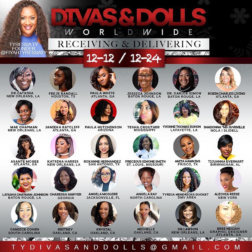 DIVA'S AND DOLLS