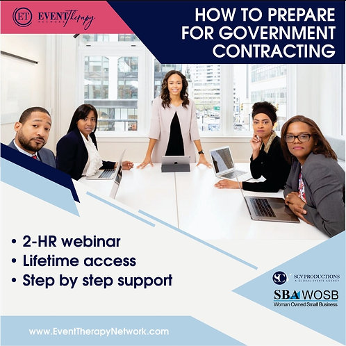 How to Prepare for Government Contracting