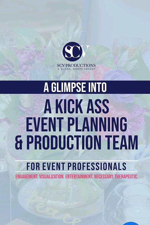 SCV: A Glimpse into a Kick Ass Team