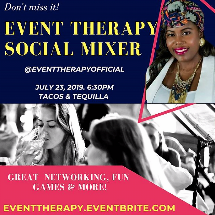 Event Therapy Social Mixer