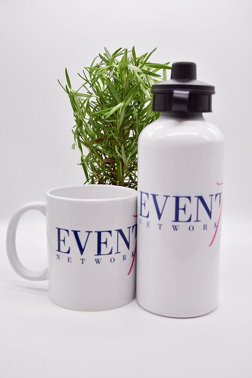 Mug & Water Bottle Combo