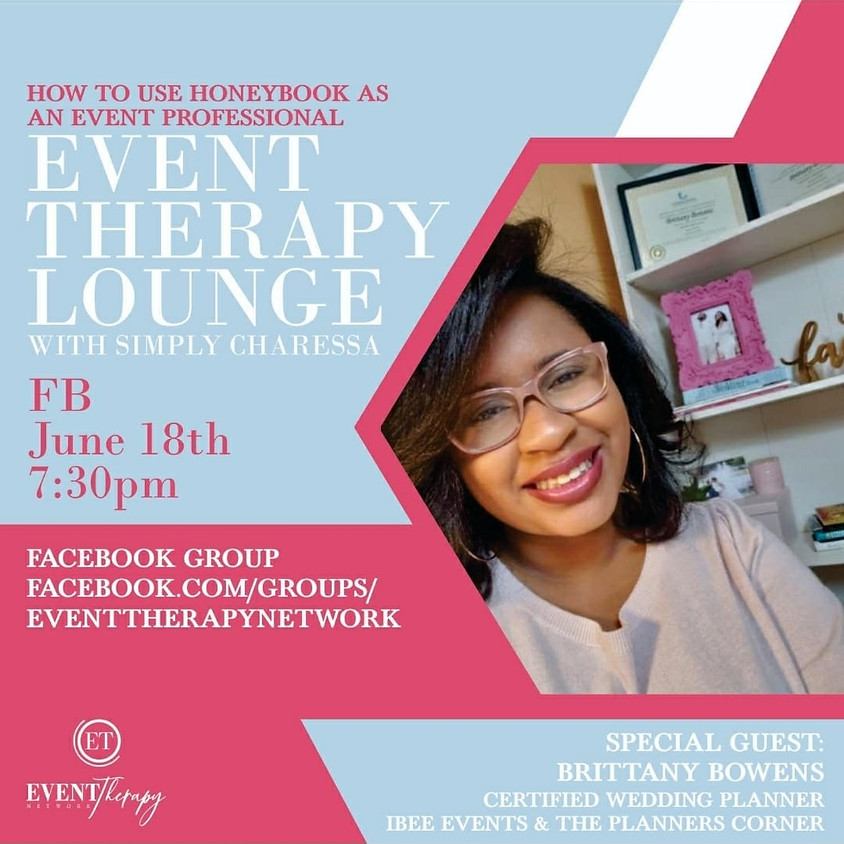 Event Therapy: Training Day