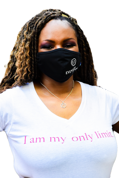 Secure Your Mind Apparel: I Am My Only Limit