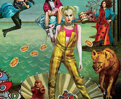 Birds of Prey: And the Fantabulous Emancipation of One Harley Quinn -or – Harley Quinn: Birds of Pre