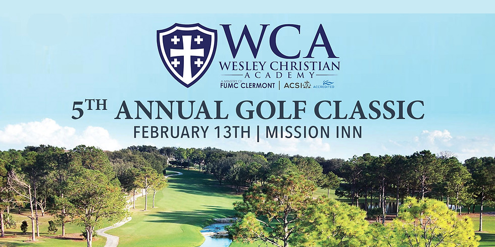 WCA 5th Annual Golf Classic