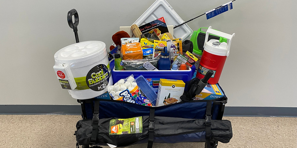 Opportunity Baskets for Golf Tournament