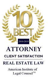 2018-2019 10 BEST Real Estate Law.jpg