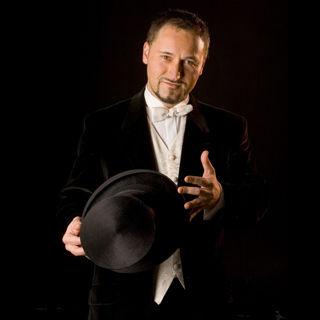 Spanish magician, corporate magician Spain