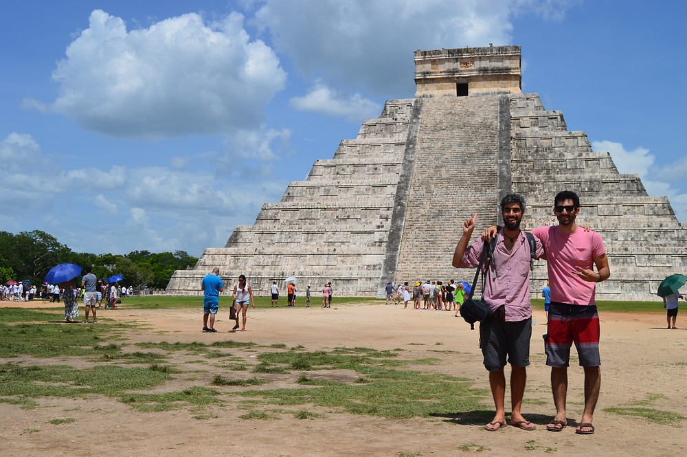 Chichén Itzá Yucatan