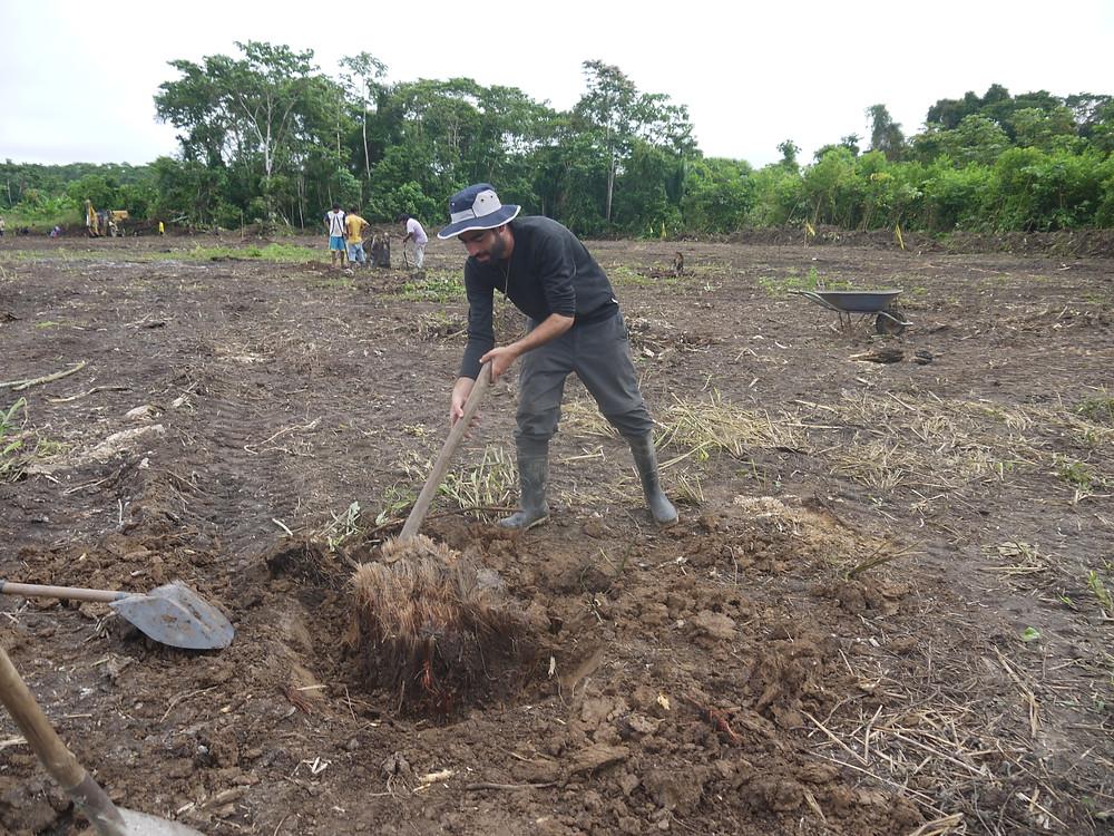 Volunteering Peru