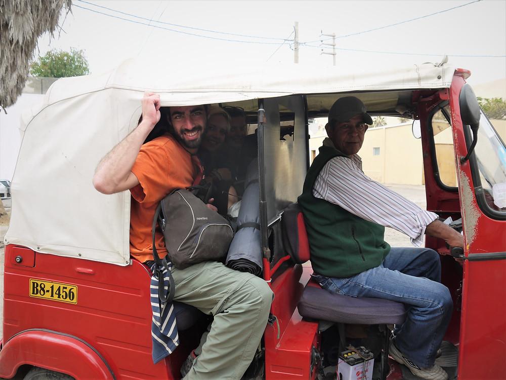 Mototaxis Perú