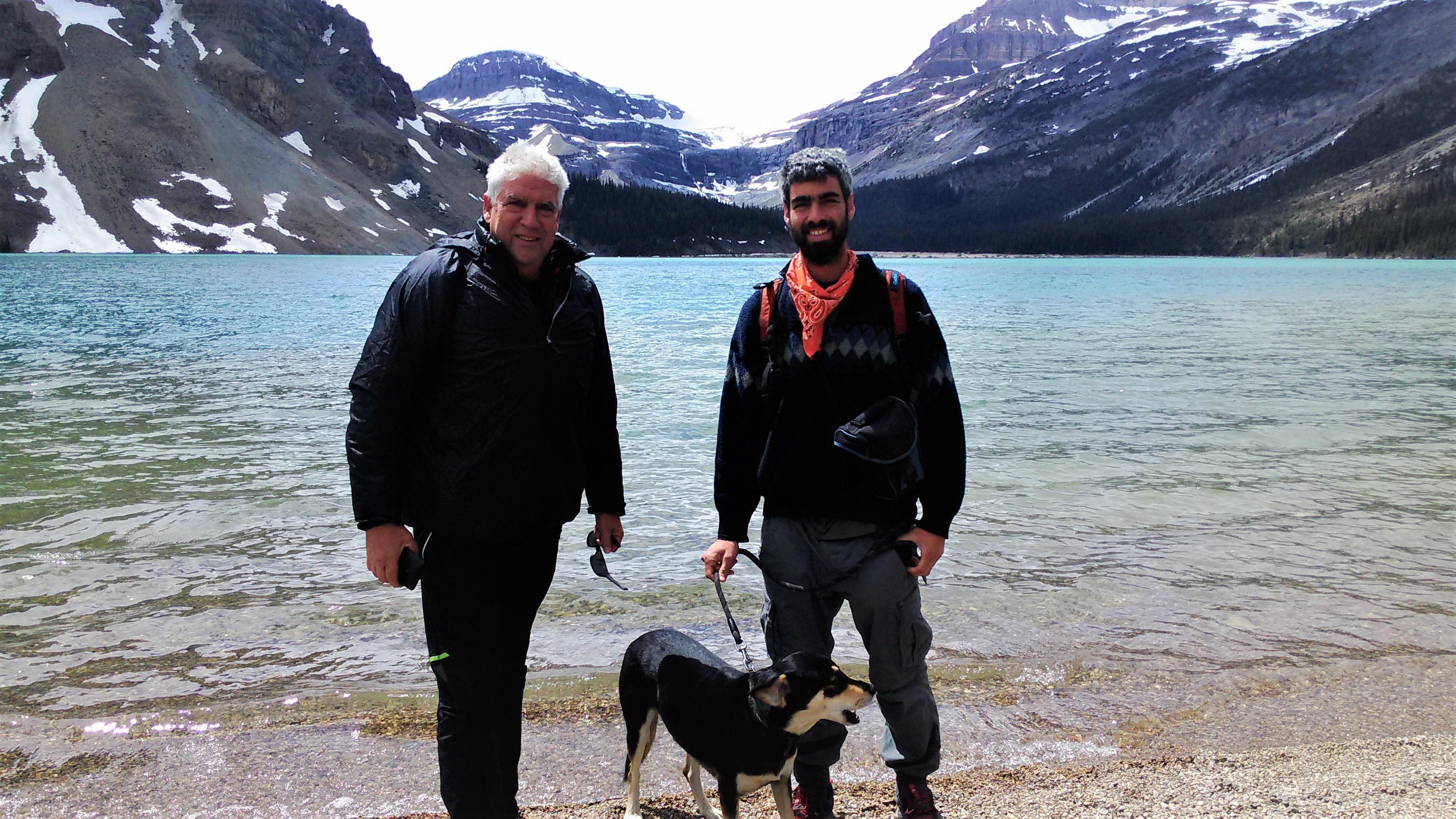 Bowl Lake (Banff NP), Canadá