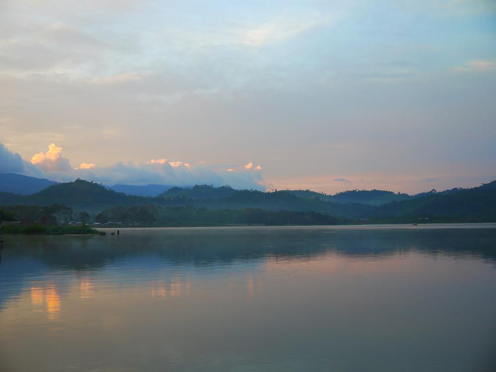 Tarapoto y laguna Azul