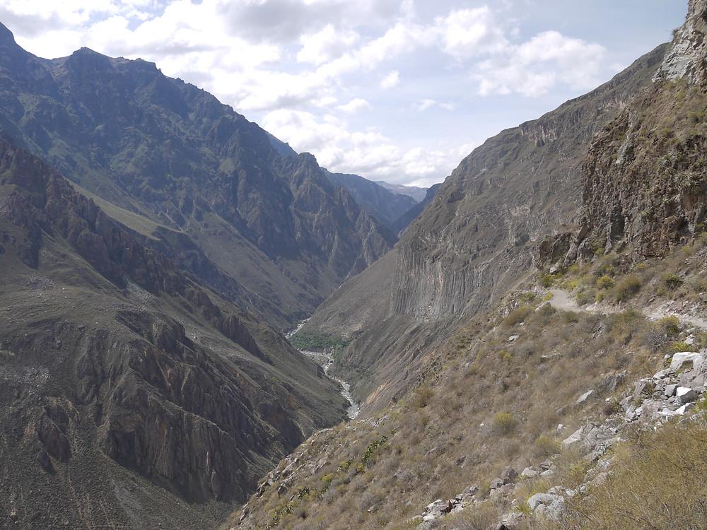 Cañón del Colca Perú