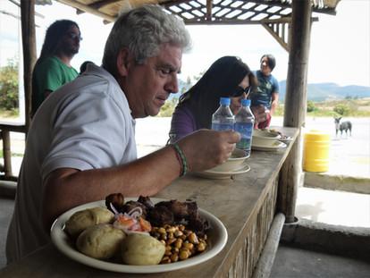 Ecuadorian gastronomy