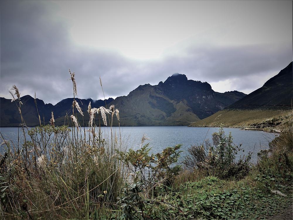 Otavalo Laguna Mojanda Ecuador