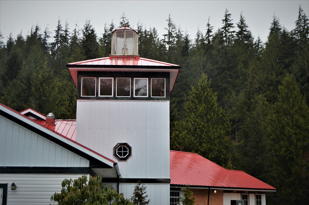 Port Renfrew lighthouse