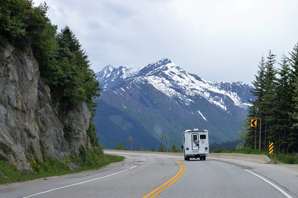Traveling by RV Canada