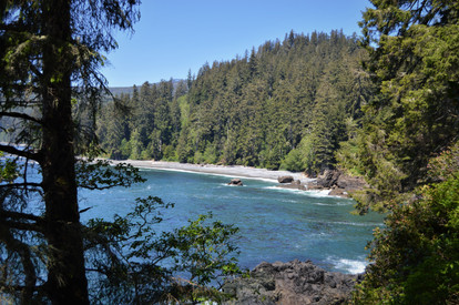 Vancouver Island, itinerario
