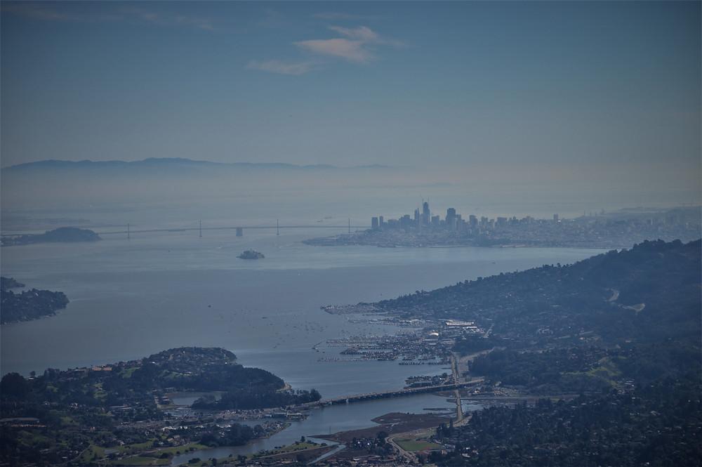 San Francisco desde Mount Tamalpais