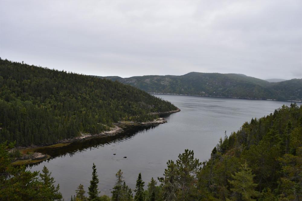Parc National Fjord Saguenay