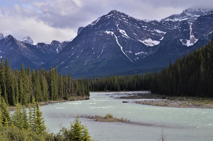 South British Columbia and Rocky Mountains itinerary