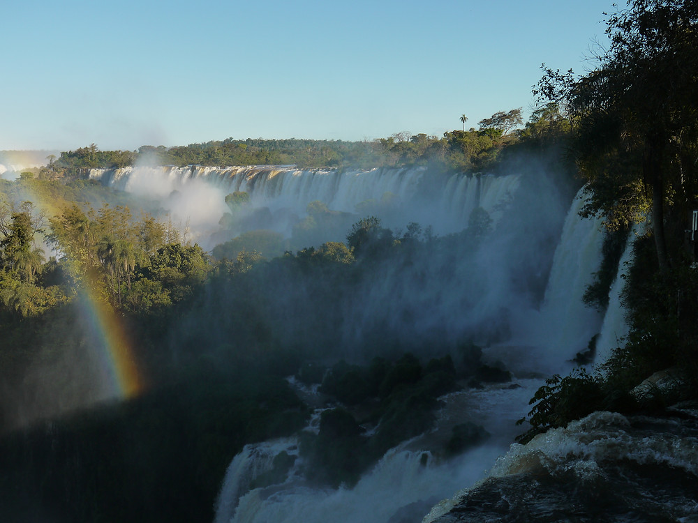 Iguaçu cataratas
