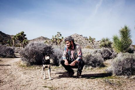 Viajar con perro en EEUU (oeste)
