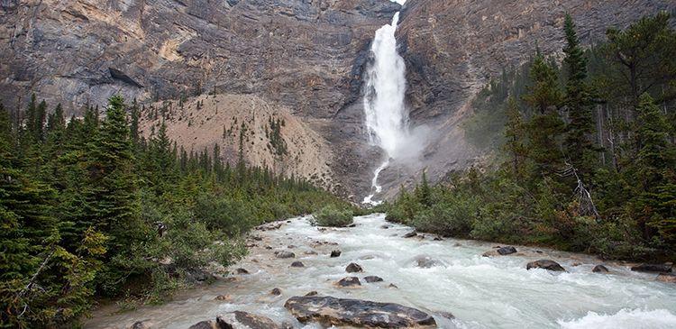 Takakkaw Falls kootenayrockies.com