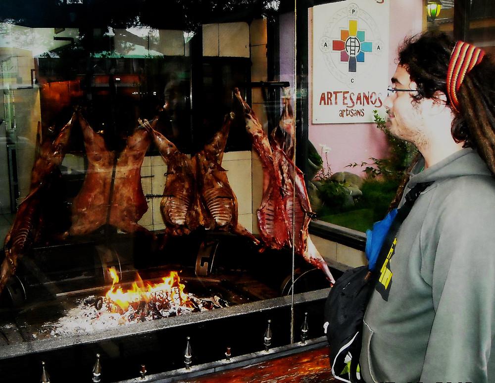 Patagonian lamb