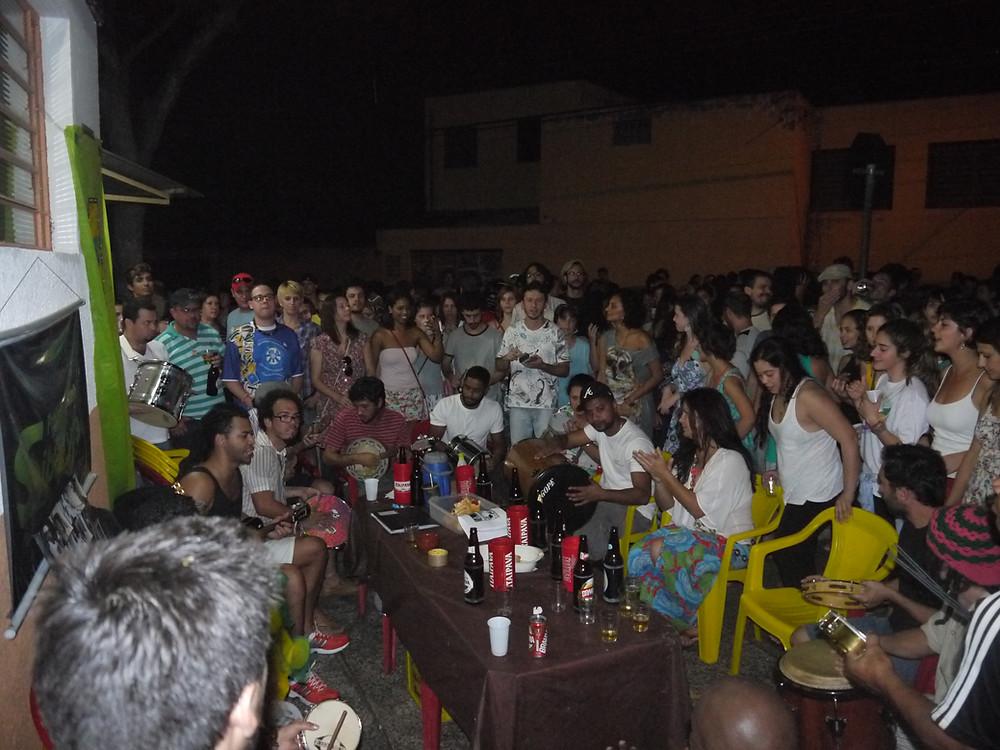 Roda de samba Barão Geraldo, Campinas