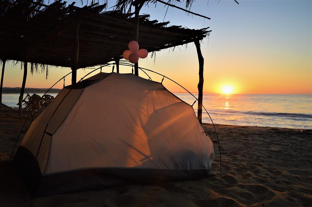 Camping Marquelia Guerrero México