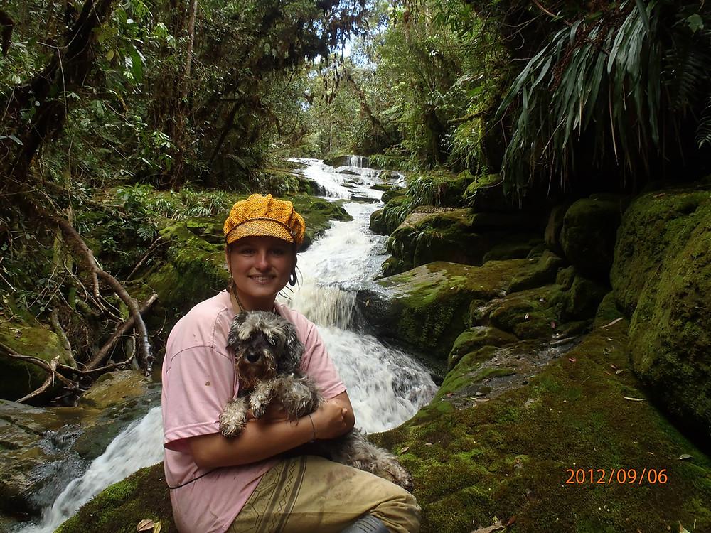 Nuska travel dog