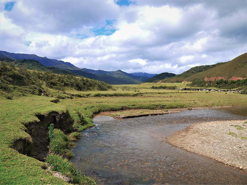Valley of Huaylla Belén Cohechán