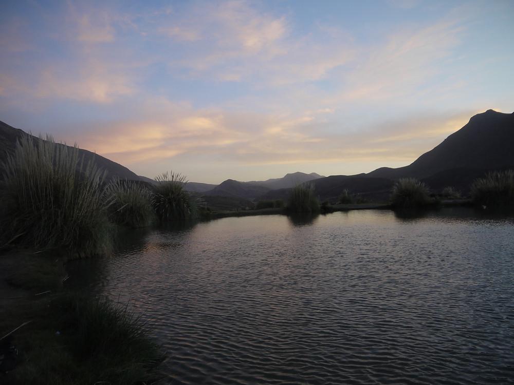 Ojo del Inca Potosí Bolivia