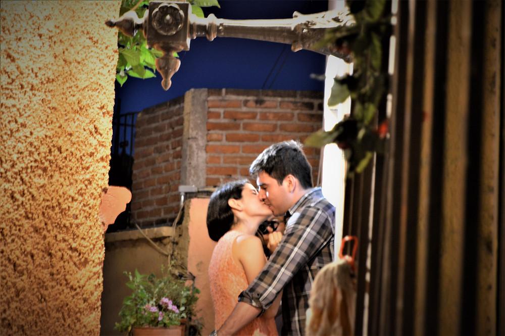 Alley of the Kiss Guanajuato