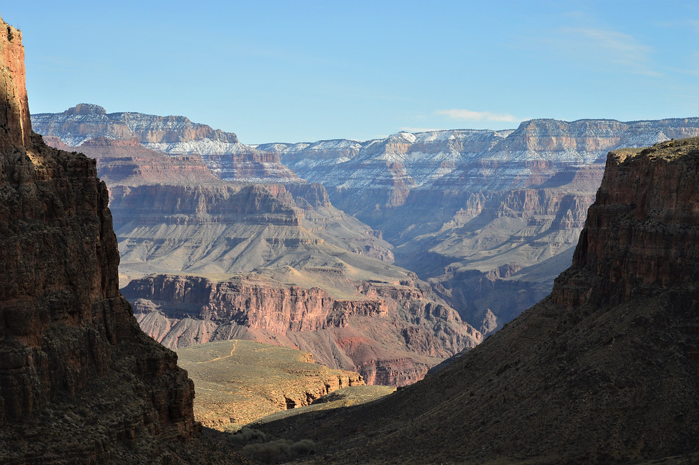 Hike Bright Angel Trail Grand Canyon National Park